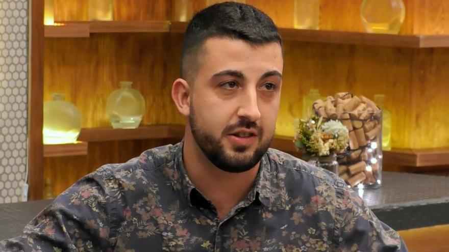 """Sergio se considera en 'First Dates' un 'nininini' especial: """"Ni estudio ni trabajo ni quiero ni lo intento"""""""