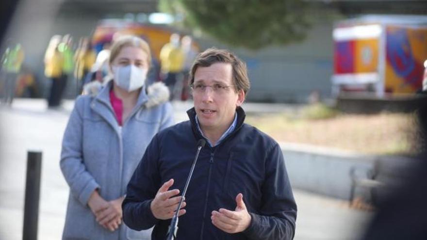 """Almeida acusa al Gobierno central de """"enredar"""" y confundir a los ciudadanos"""