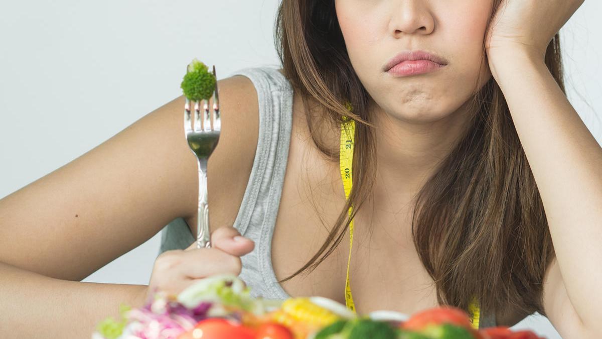 Molts joves tenen trastorns alimentaris, i cada cop hi ha més casos en nens i nenes menors de 12 anys