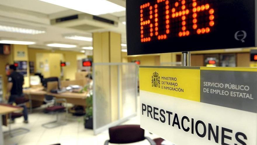 Málaga sufre en noviembre la segunda mayor subida del paro del país y suma 5.000 personas más en ERTE