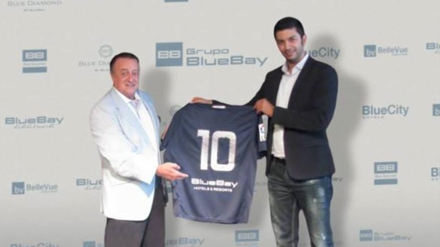 BlueBay aporta documentación sobre el contrato de publicidad con el Málaga