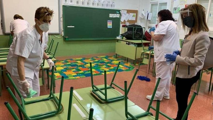 Desescalada Galicia | La Xunta decide que los niños de Infantil no vuelvan al cole y analiza el caso de las guarderías