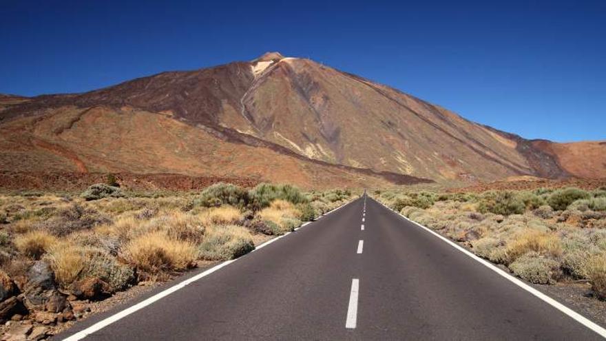La carretera más bonita de España está en Tenerife