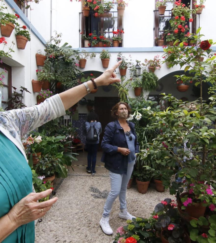 Patios de Córdoba 2021: Cada día más visitas, ayer un 22% más que el primero
