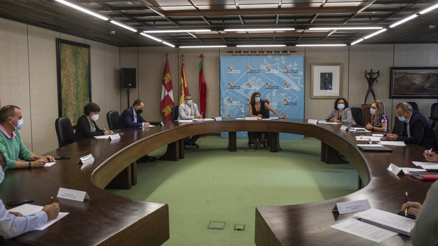 Preocupación por las residencias de Zamora, 6 de ellas en situación delicada