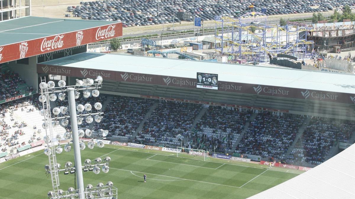La regularización de El Arcángel está «avanzada», según el Córdoba CF