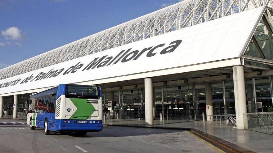 Betrieb am Flughafen von Mallorca nimmt Fahrt auf