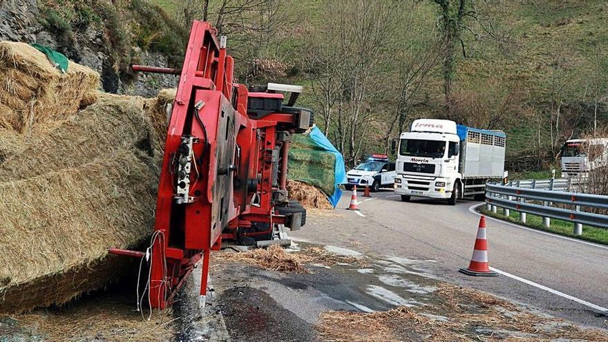 La subida a Pajares, el tramo de mayor riesgo para motoristas, con nueve víctimas
