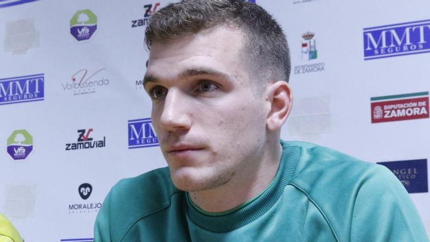 Ramiro Martínez se incorpora al Sinfin Cantabria de Liga Asobal