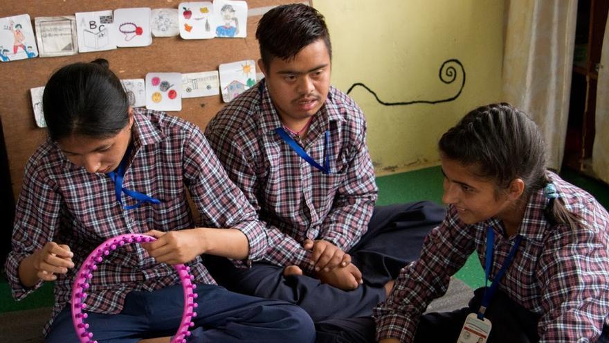 Elche acogerá una charla sobre los niños con discapacidad de Nepal