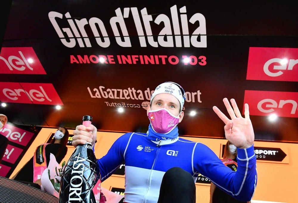 2020 Giro d'Italia cycling race - 11th stage