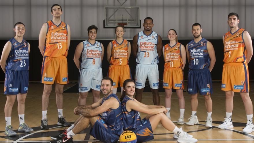 Doble cita para el 3x3 de Valencia Basket