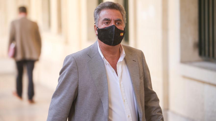 Nueva sesión del juicio por los presuntos amaños del PGOU de Alicante