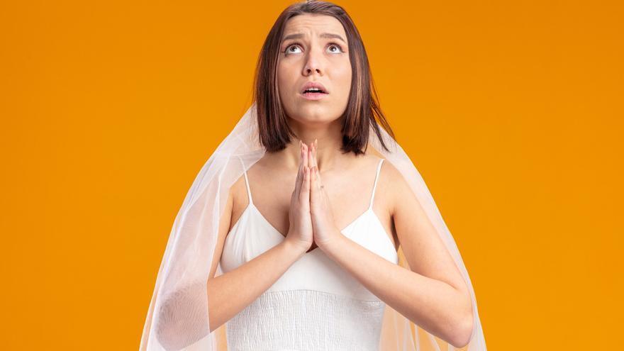 Llámala optimista: Una mujer compra y reserva todo para su boda sin tener siquiera un prometido