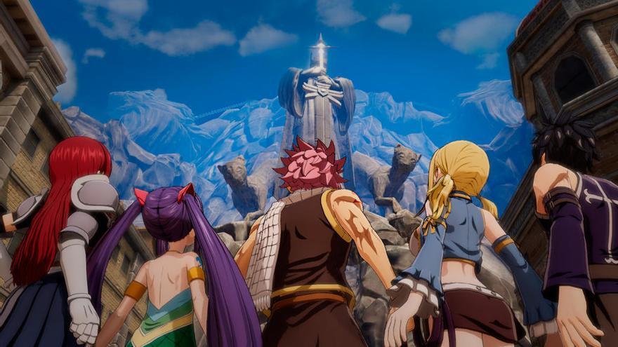'Fairy Tail' estará disponible en la primavera de 2020.