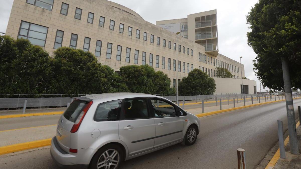 Hospital de la Ribera.