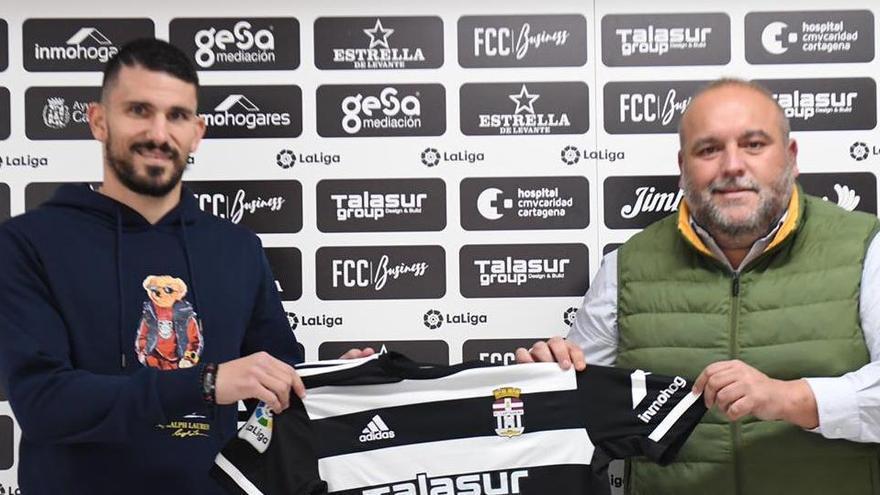 """Datkovic: """"Fichar por el Cartagena es una oportunidad para volver a jugar a un gran nivel"""""""
