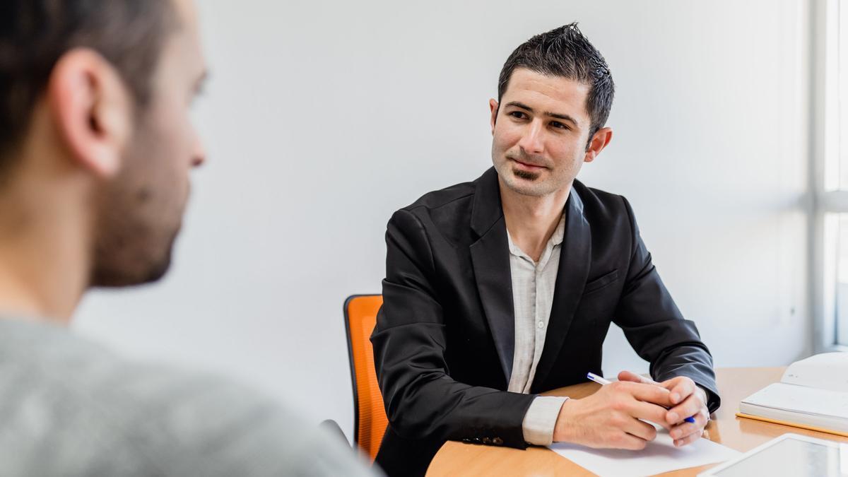 Jordi Llorens atenent un empresari a través del coaching