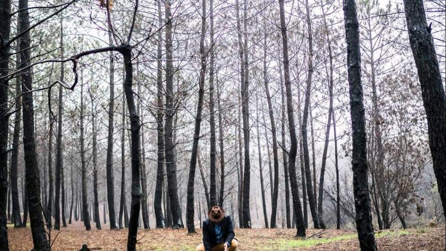 Tontxu lanza 'En el medio',  primer avance de su próximo disco