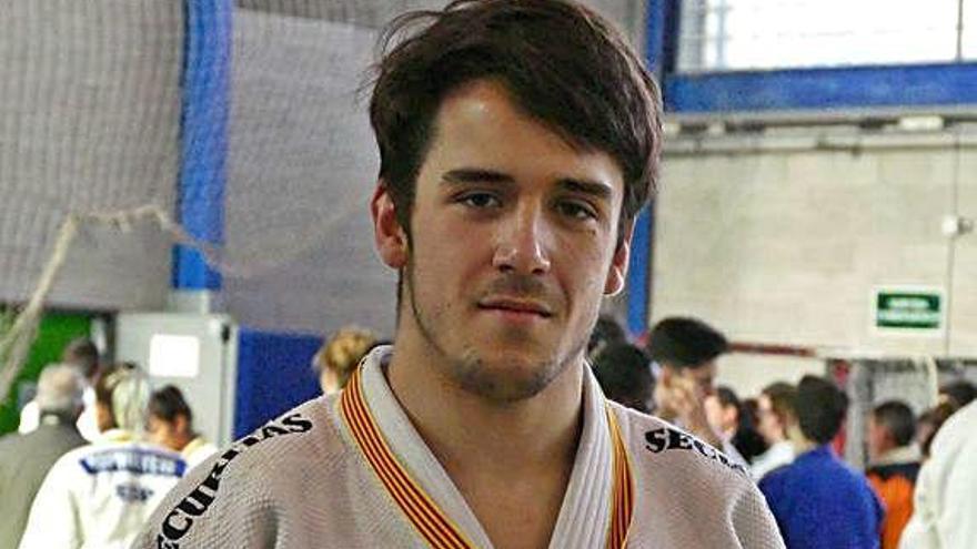 Artur Xargay participa al Campionat d'Espanya sub21