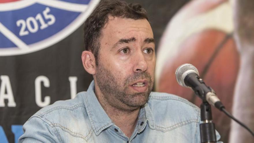 Pedro Rivero cree que harán falta unas 12 victorias para lograr la permanencia