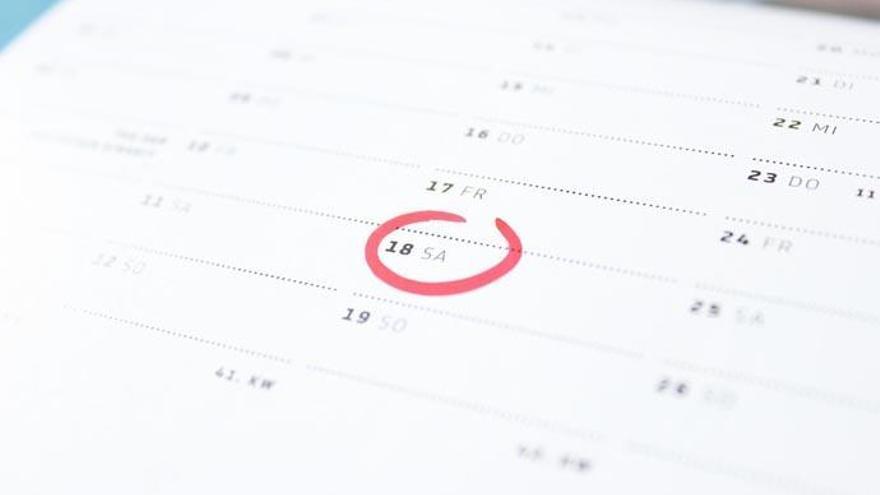 Canarias tendrá 14 días festivos