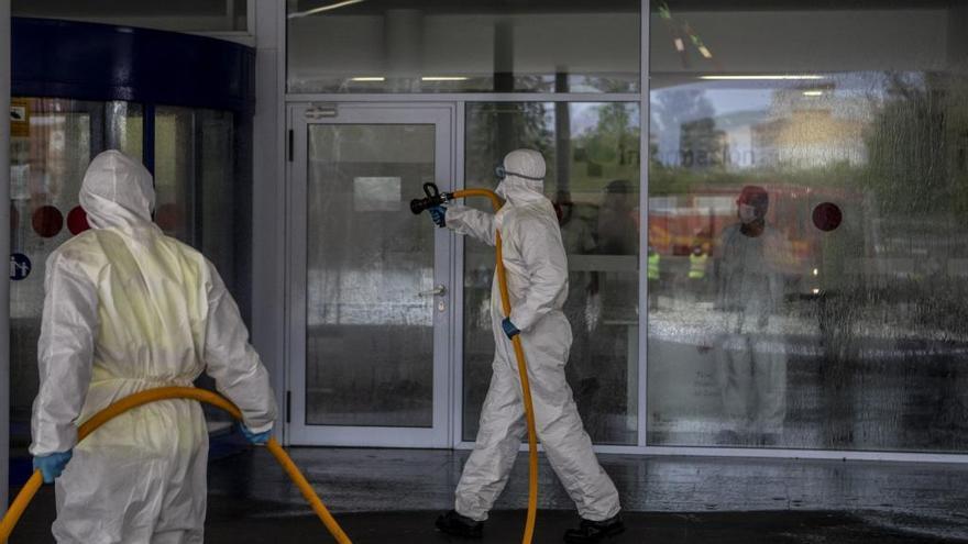 """Un """"retraso"""" en los test de coronavirus altera los datos en Zamora, con solo 3 nuevos positivos"""