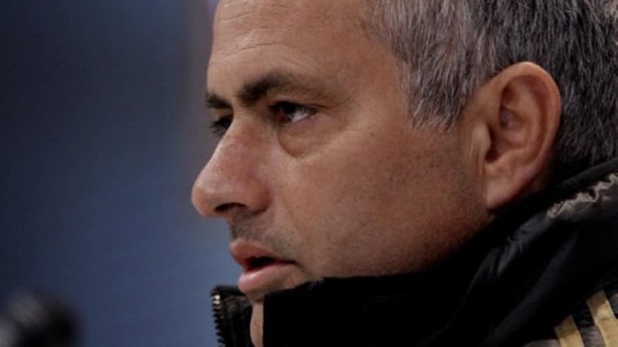 """Mourinho: """"No buscamos récords"""""""