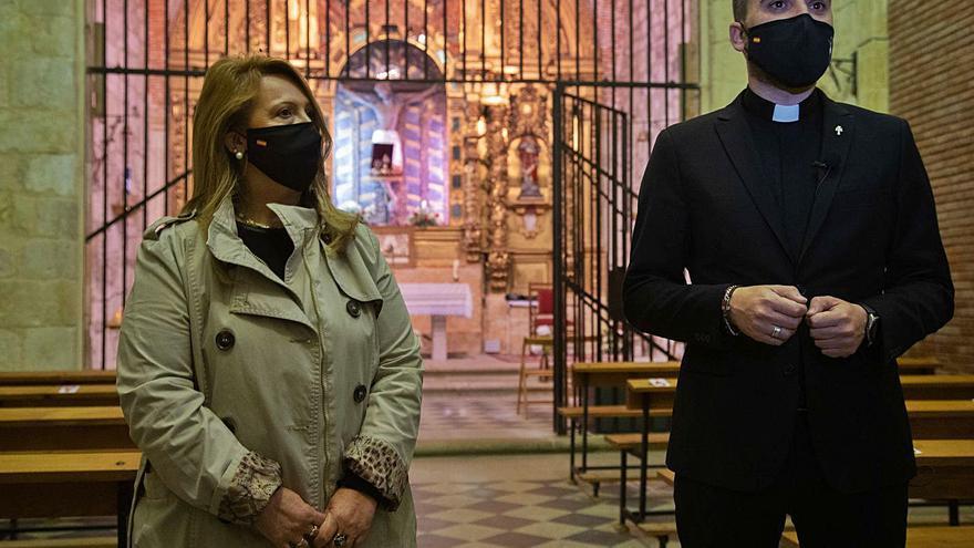 Las fiestas del Cristo de Morales serán sin casetas para evitar aglomeraciones
