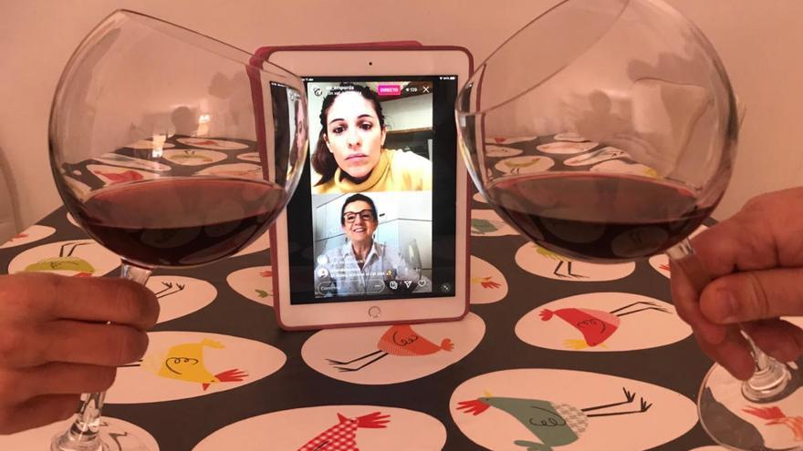 Milers d'internautes participen en els tastos online de la DO Empordà