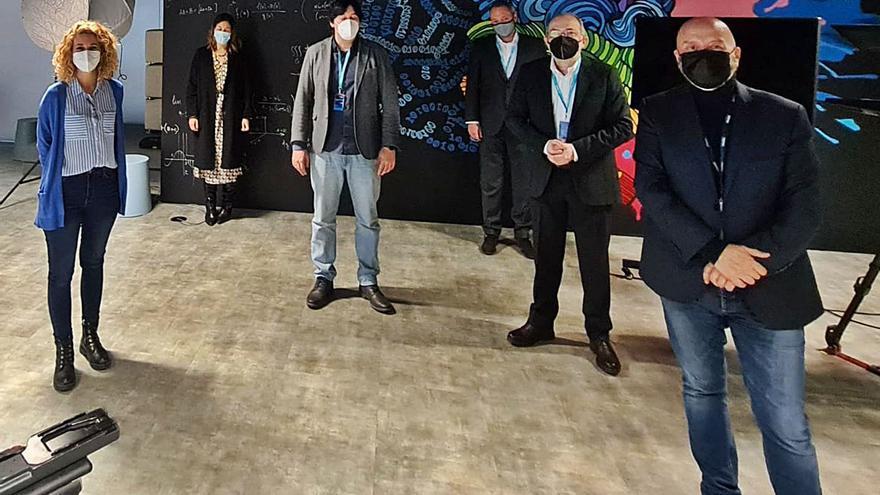 """Un campus para 1.000 """"empleados del futuro"""", propuesta de la Cámara para convertir Asturias en un referente de formación digital"""