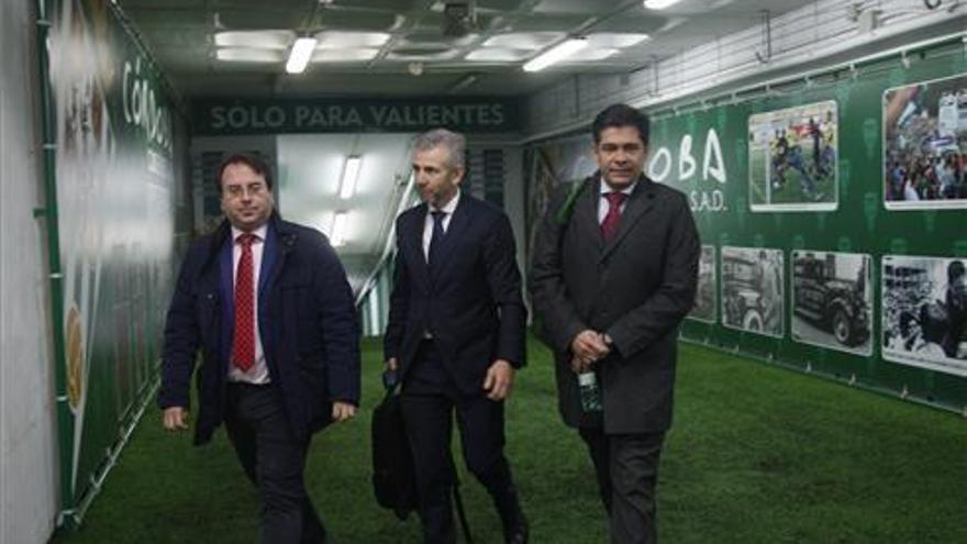Los administradores remiten al juez su primer informe del Córdoba CF