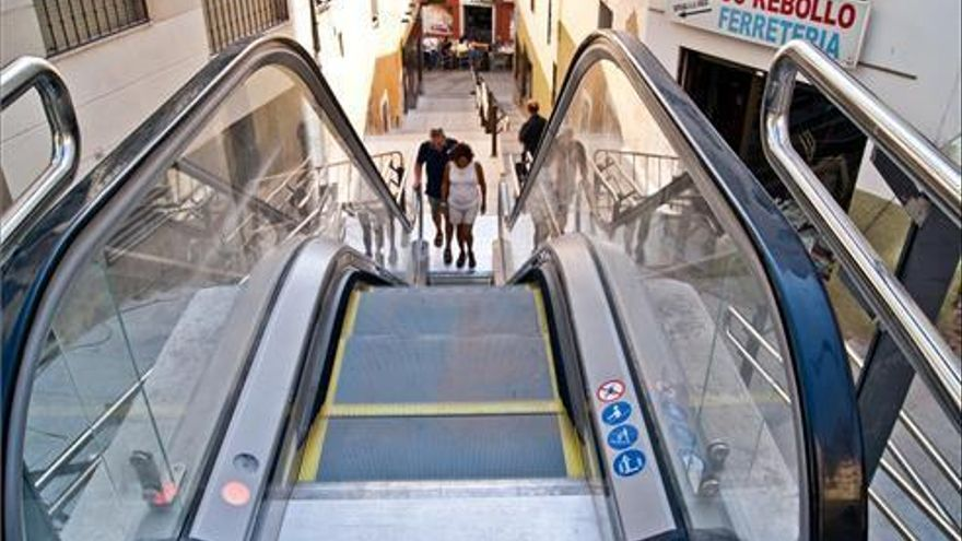 Vox: los requisitos de accesibilidad no son aplicables a Alzapiernas y su entorno