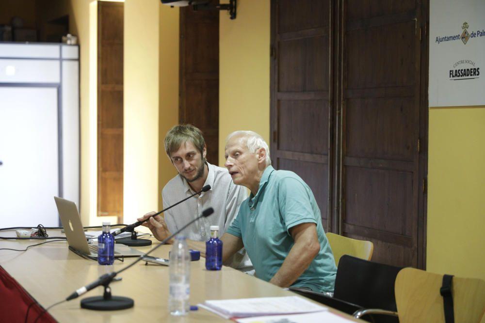 Jornada Internacional sobre turisme de megacreuers: limitar o morir d'exit
