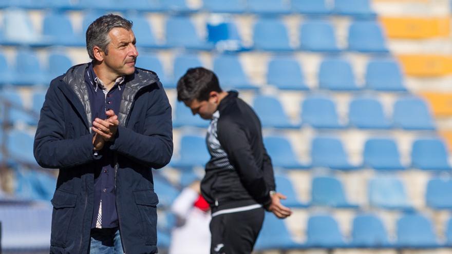 David Cubillo: «La victoria tiene más valor por cómo supera el Hércules las adversidades»