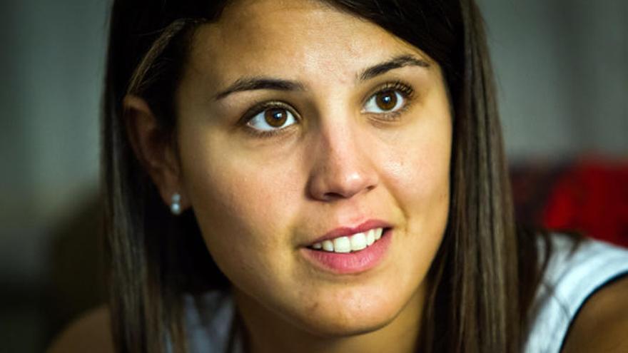 """Laia Sanz: """"Valoro que vayan de cara"""""""