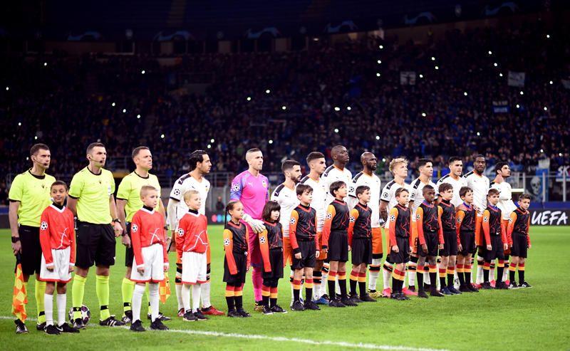 Champions League: Atalanta-Valencia CF
