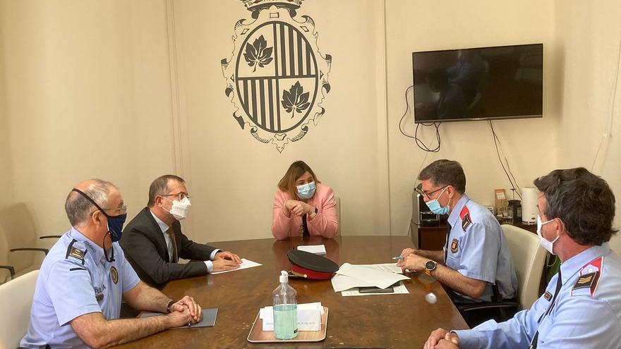 Figueres es reunirà amb la jutge degana i la fiscal en cap del Jutjat de Figueres per tractar la delinqüència reincident