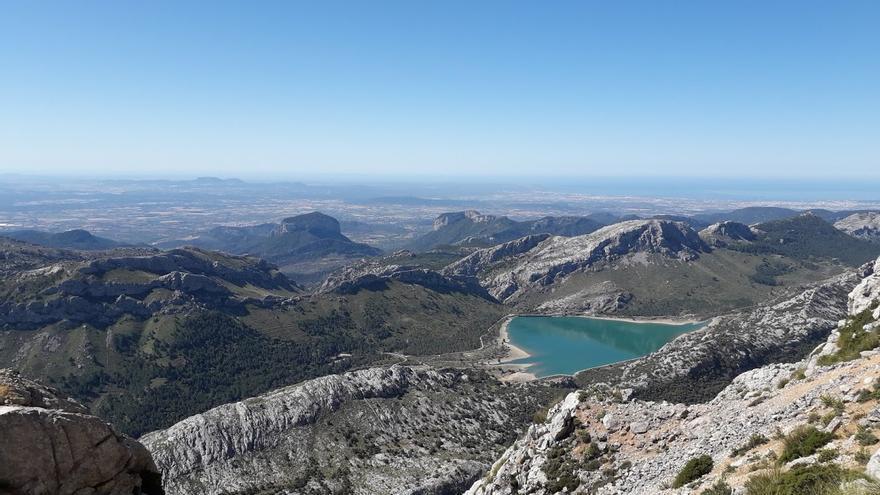 Bergrettung muss deutschen Wanderern zur Hilfe eilen, die auf Mallorca die Hitze unterschätzen