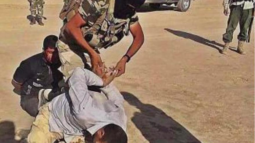 Polizei nimmt IS-Kämpfer auf dem Rückweg nach Mallorca fest