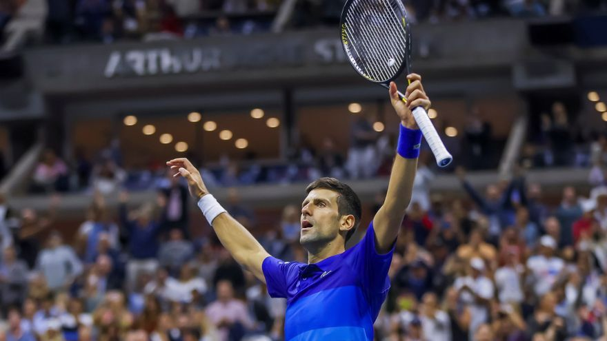 Novak Djokovic, a una final de ser el rey absoluto