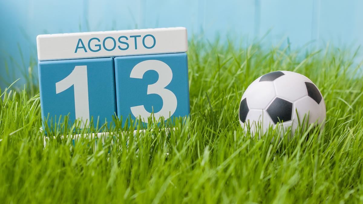 La temporada 2021-2022 de la Liga Santander comenzará el 13 de agosto.