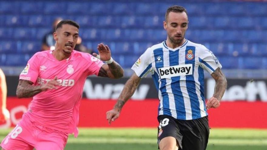 """Sergi Darder cree que el Mallorca """"tiene la espina"""" de no haber sido campeón de Segunda la temporada pasada"""