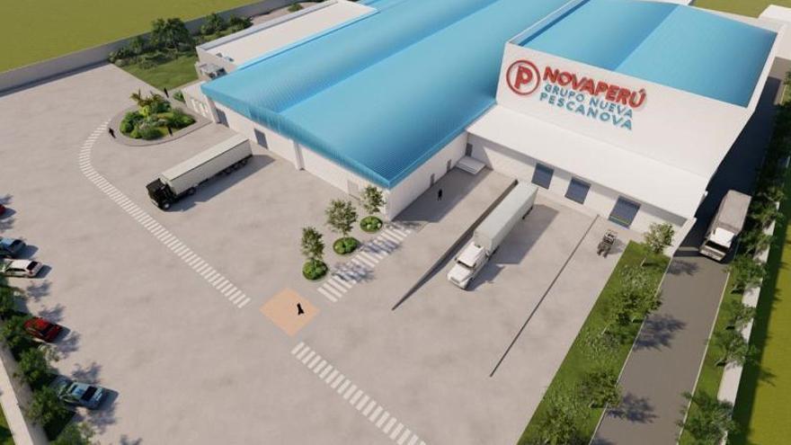 Nueva Pescanova construye una nueva fábrica en Perú por 7 millones
