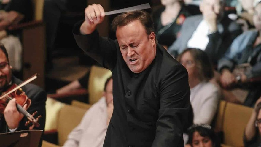 Temporada 2020/21 Orquesta Filarmónica de Gran Canaria Concierto 4