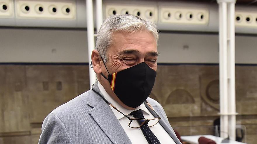 Acusan a Francisco Álvarez de plagiar a Ciudadanos una moción sobre el cambio climático