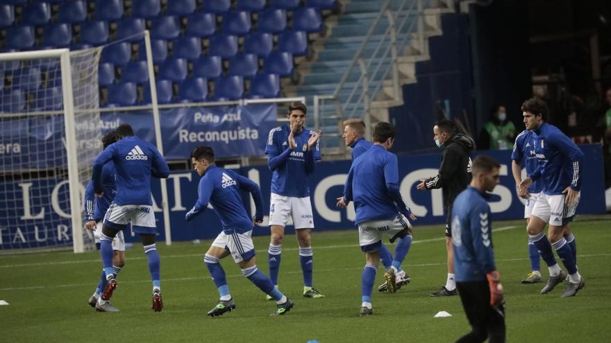 En directo: El Real Oviedo se mide ante el Tenerife