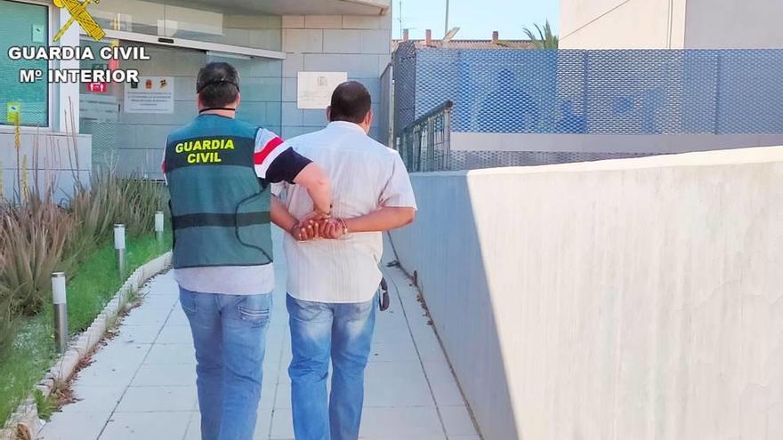 Detenida una pareja murciana por estafar 17.000 euros a empresas agrícolas