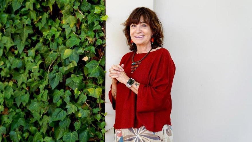 """Rosa Montero: """"En cada vida hay varias, yo voy por la cuarta"""""""