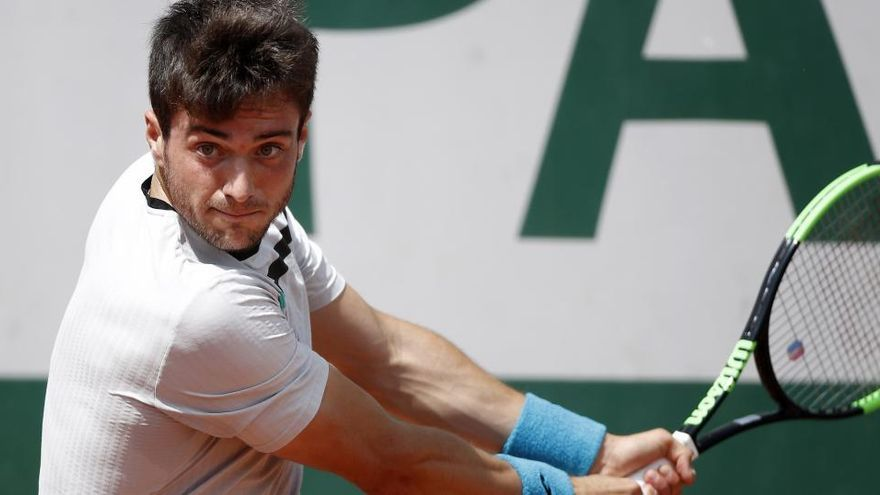 Pedro Martínez suma otro triunfo fácil para meterse en tercera ronda en París